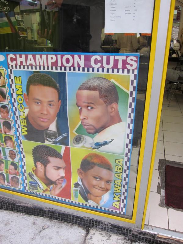 Paris eget Afrika - Oss granntanter emellanOss granntanter emellan 7b0eedaa520d4
