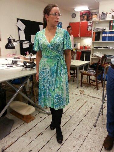 lisa nilsson klänning