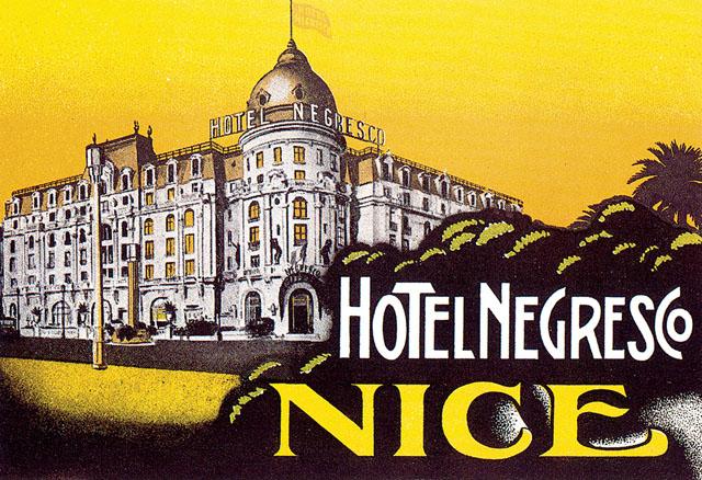 HotelNegrescoPoster
