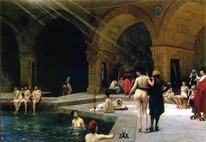 ancient-roman-baths-painting-rixeaccmp
